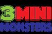 Logo 3 Mini Monsters