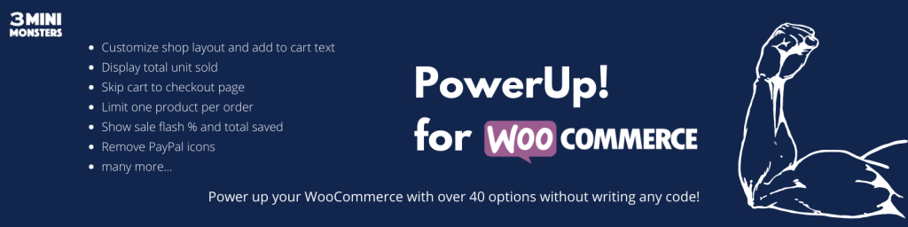 PowerUp! for WooCommerce